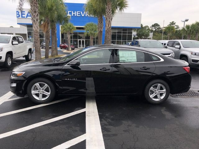 New 2019 Chevrolet Malibu Ls 4d Sedan In Jacksonville F124236