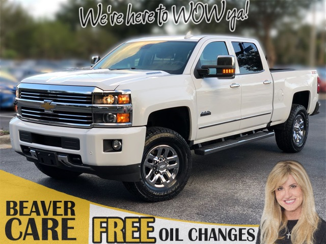 Pre-Owned 2016 Chevrolet Silverado 3500HD High Country