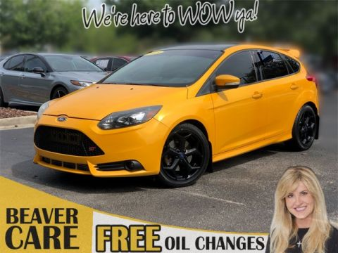 Pre-Owned 2013 Ford Focus ST