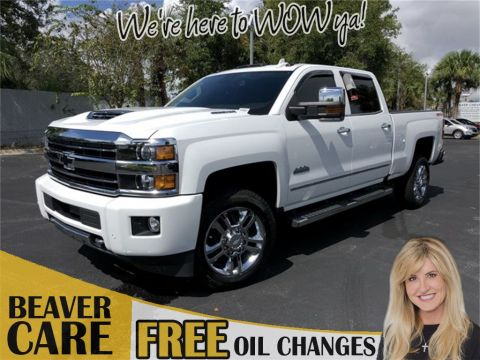 Certified Pre-Owned 2019 Chevrolet Silverado 2500HD High Country