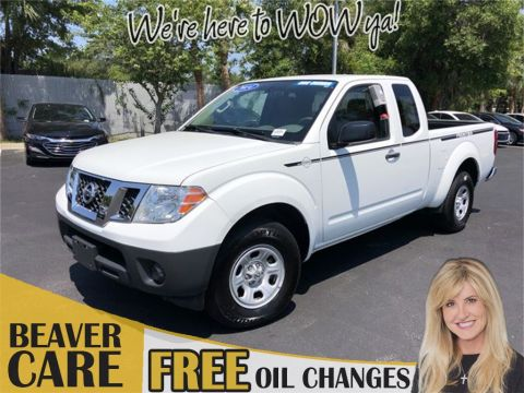 Pre-Owned 2014 Nissan Frontier